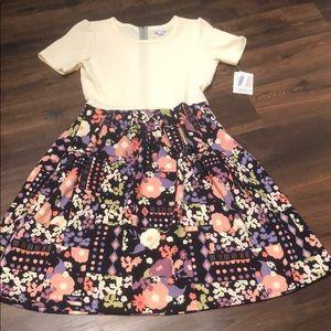 Rare & Gorgeous LuLaRoe large dress